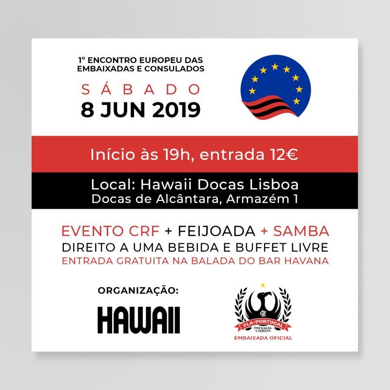 1º encontro será realizado no dia 8 de junho (Foto: Divulgação)